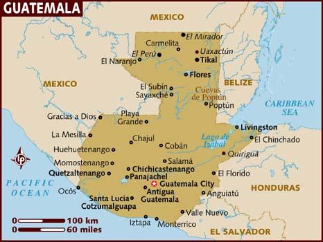 Guatemala Vacation