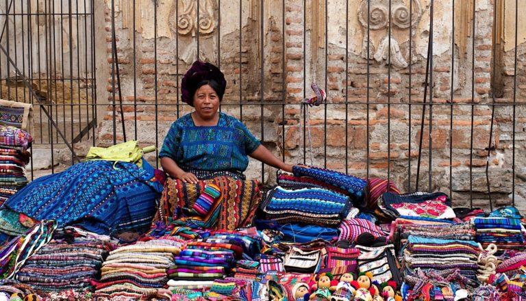 Maya Textile Tour Guatemala