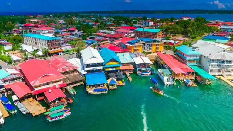 Panama Bosas Del Toro Travel