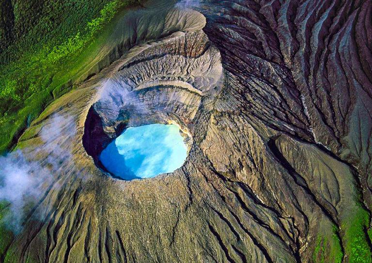 Guachipelin Volcation Ecotour