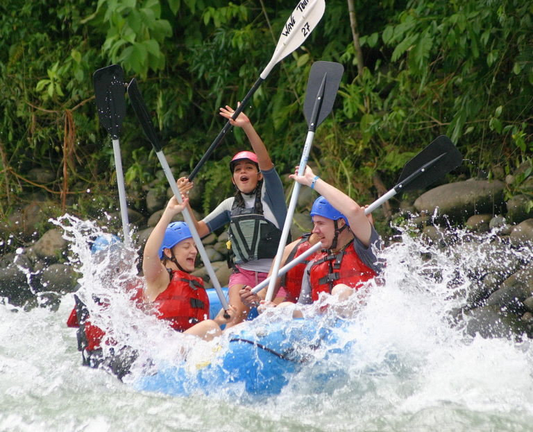 Rafting Trips to Costa Rica