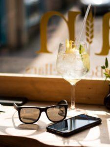 Barcelona Gin and Tonics