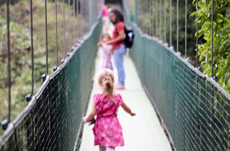 Family Travel Bridge