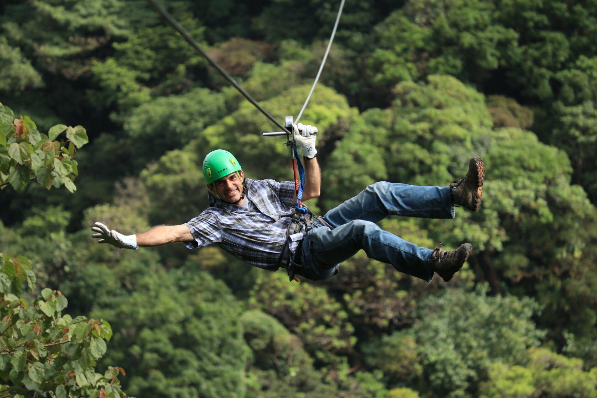 Monteverde always an adventure