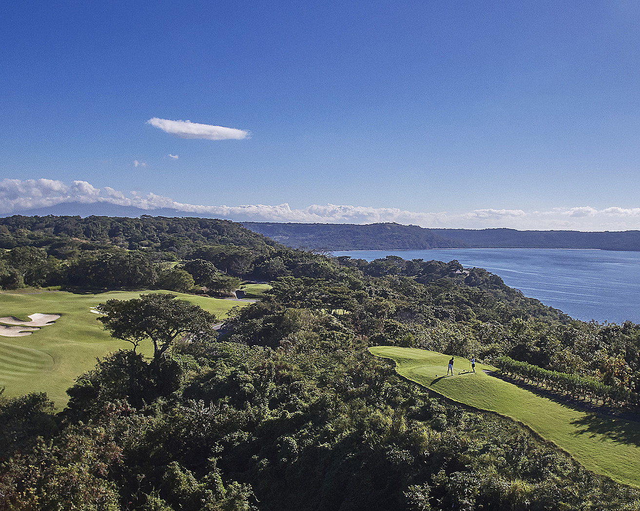 Enjoy a one of a kind golf experience in Costa Rica