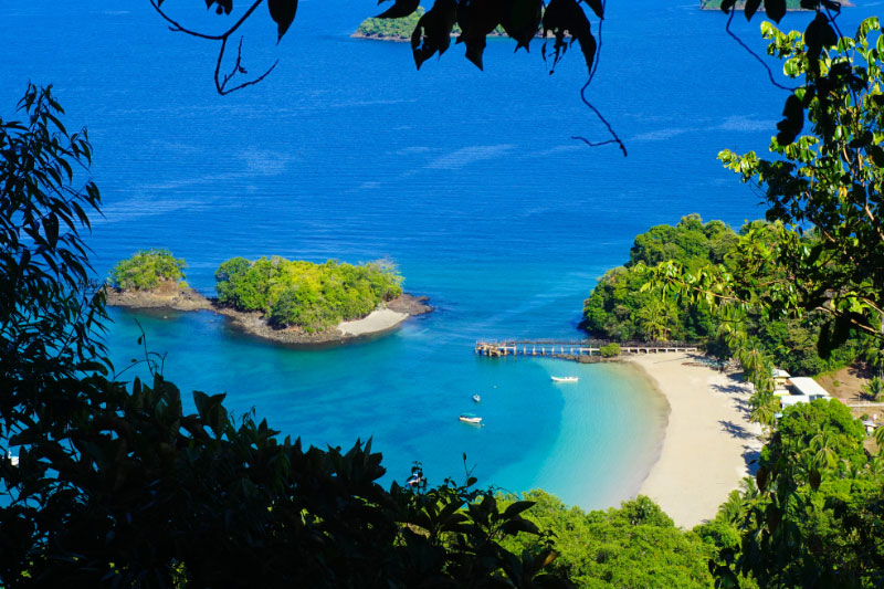 Coiba National Park Panama and its Special Zone of Marine Protection - UNESCO Site